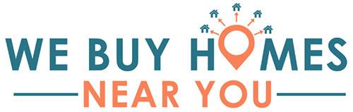 We Buy Homes Near You Logo
